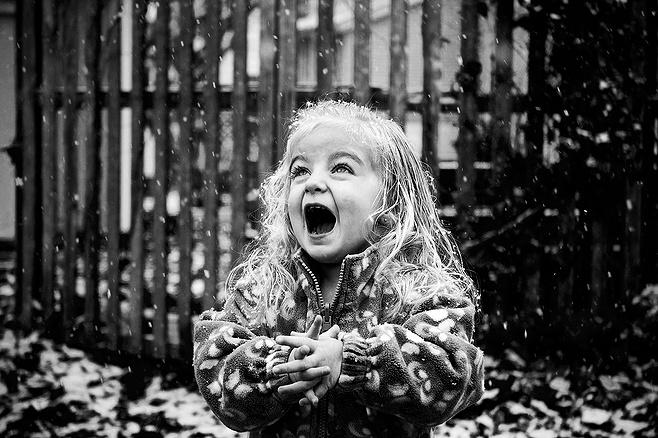 детишки зимой1