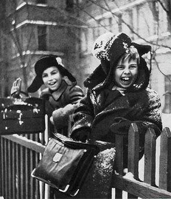 Школьники 1960