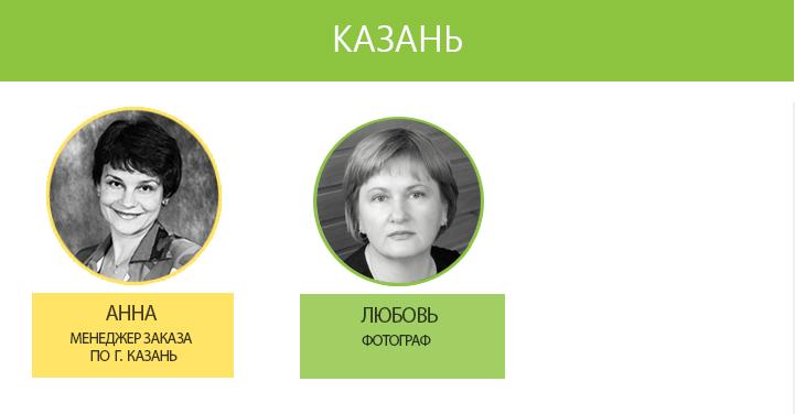 яркая команда-Казань