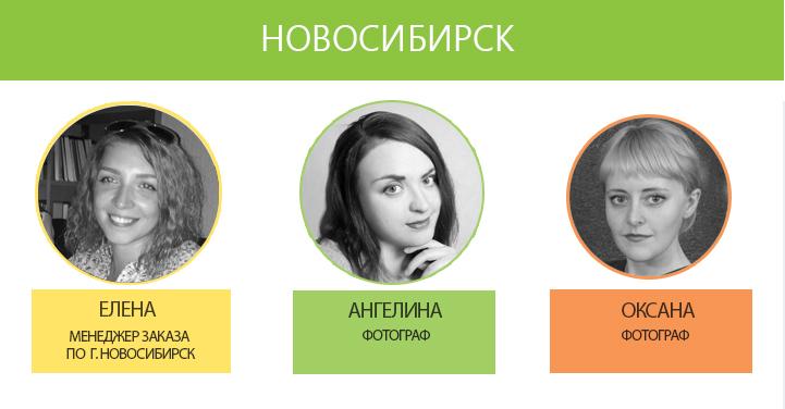 яркая команда-Новосиб